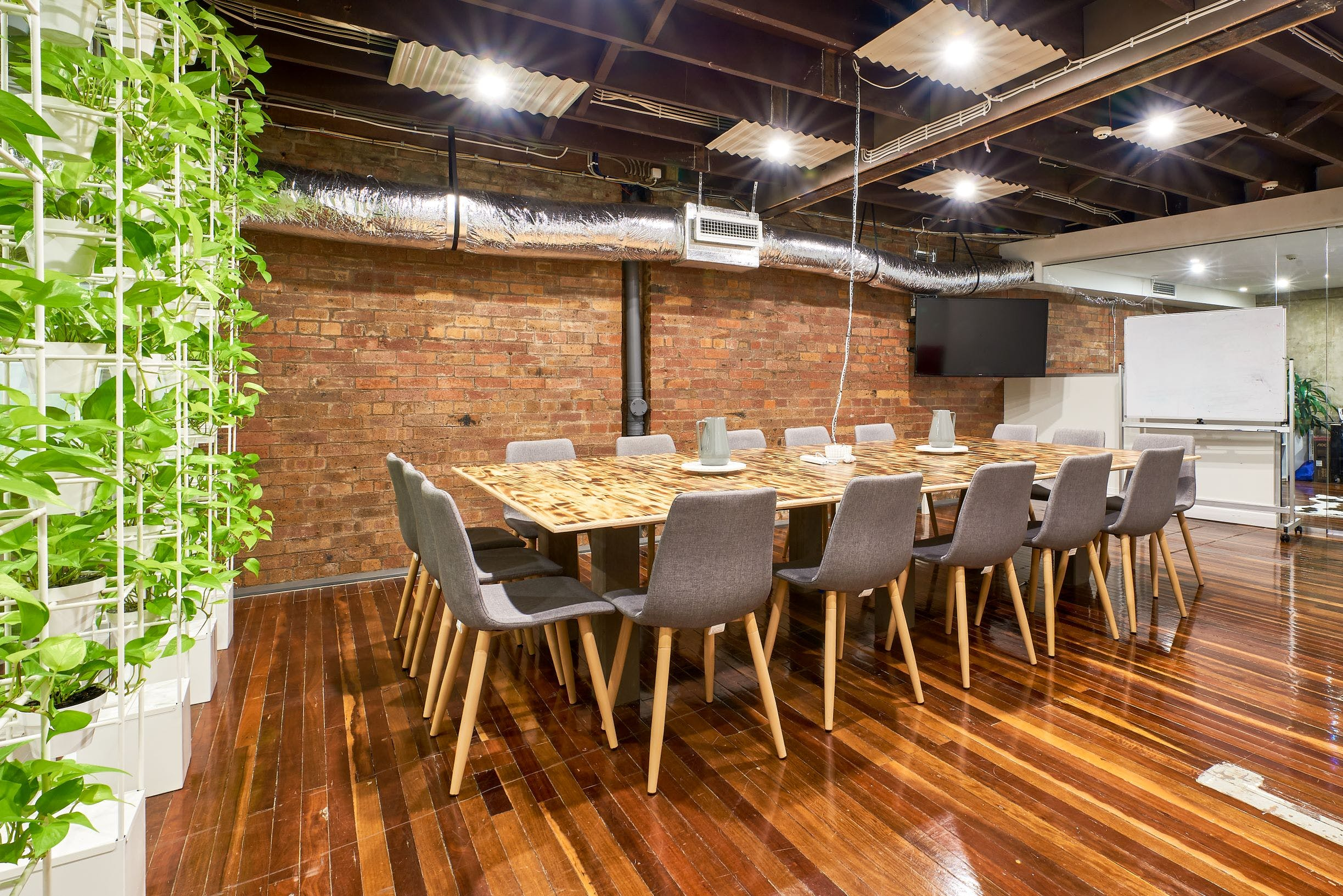 Corporate Cave, meeting room at WOTSO WorkSpace Brisbane - Fortitude Valley, image 1