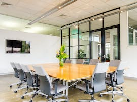 Glasshouse, meeting room at WOTSO WorkSpace Canberra - Dickson, image 1