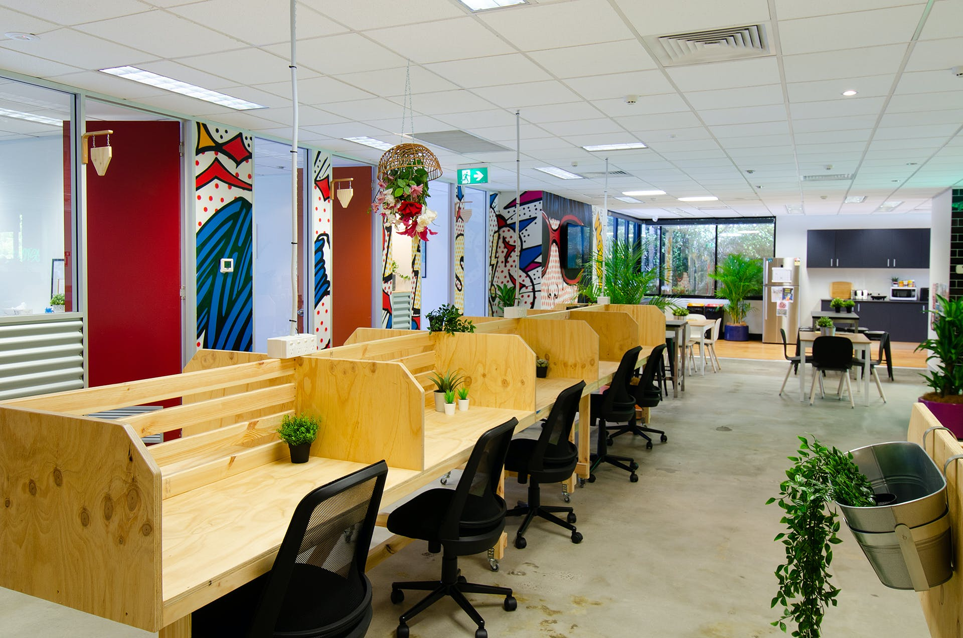 Hot desk at WOTSO WorkSpace Canberra - Symonston, image 1