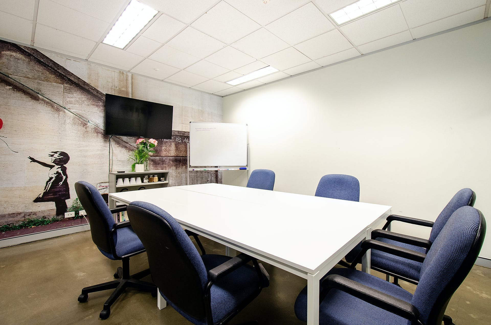 Meeting room at WOTSO WorkSpace Canberra - Symonston, image 1