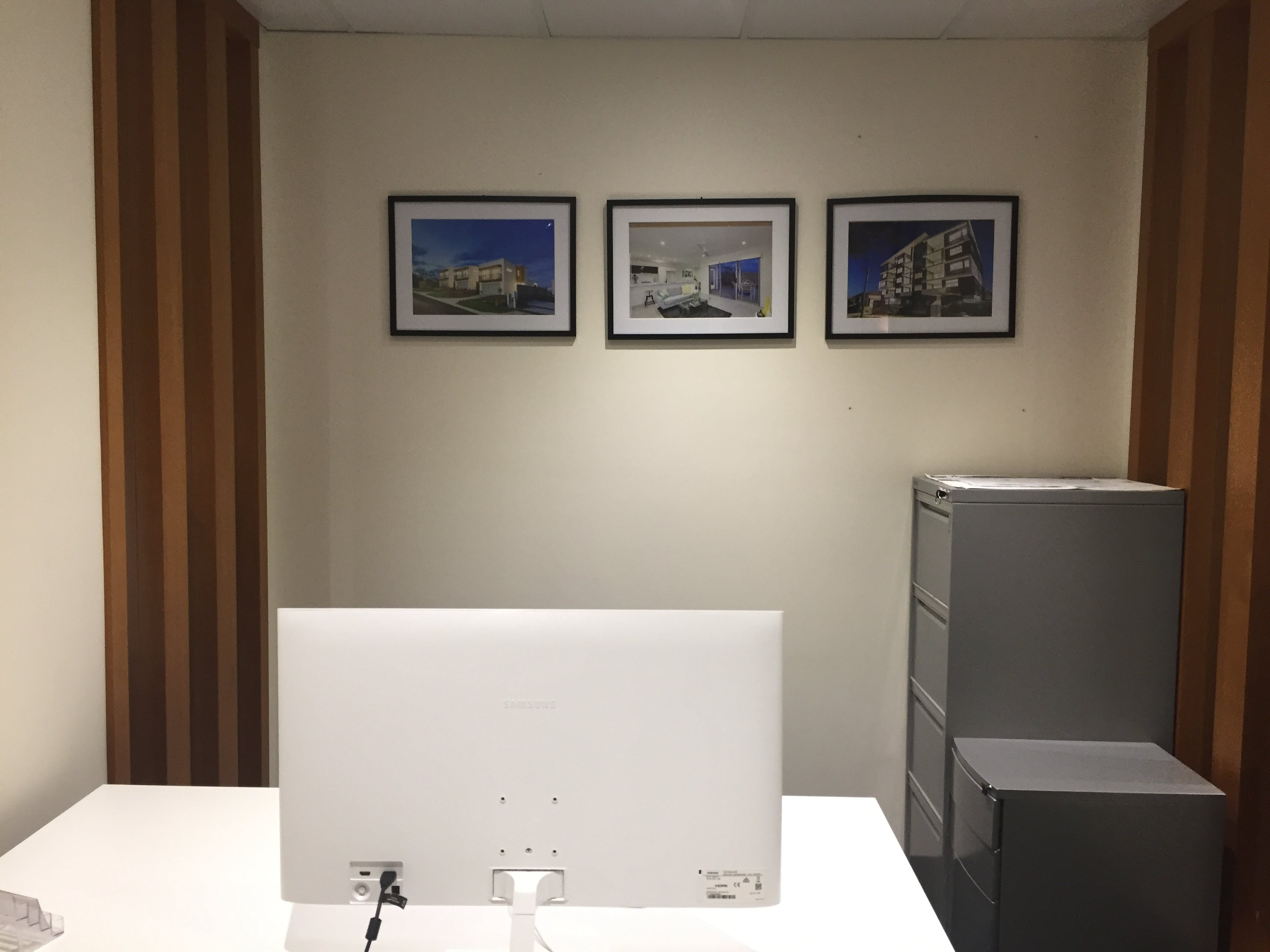 Private office at Cathedral Village, image 1