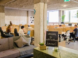 Dedicated desk at WOTSO WorkSpace Bondi, image 1
