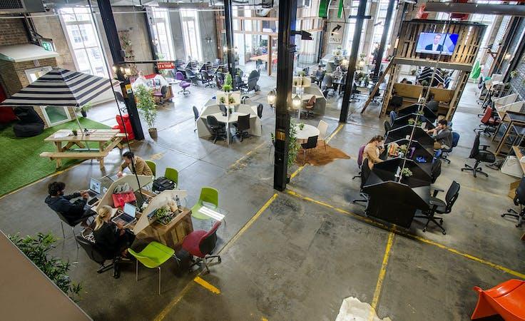 Hot desk at WOTSO WorkSpace North Strathfield, image 1