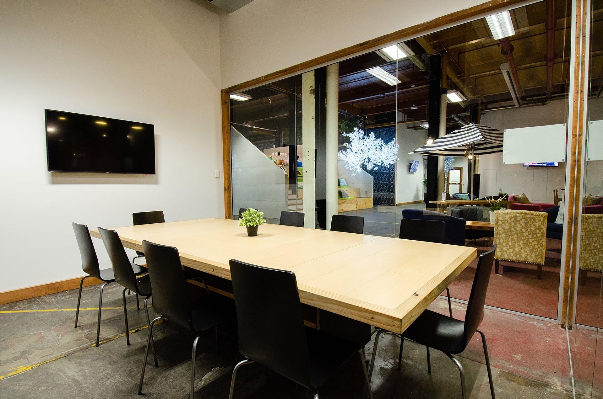 Tim Tam Room, meeting room at WOTSO WorkSpace North Strathfield, image 1