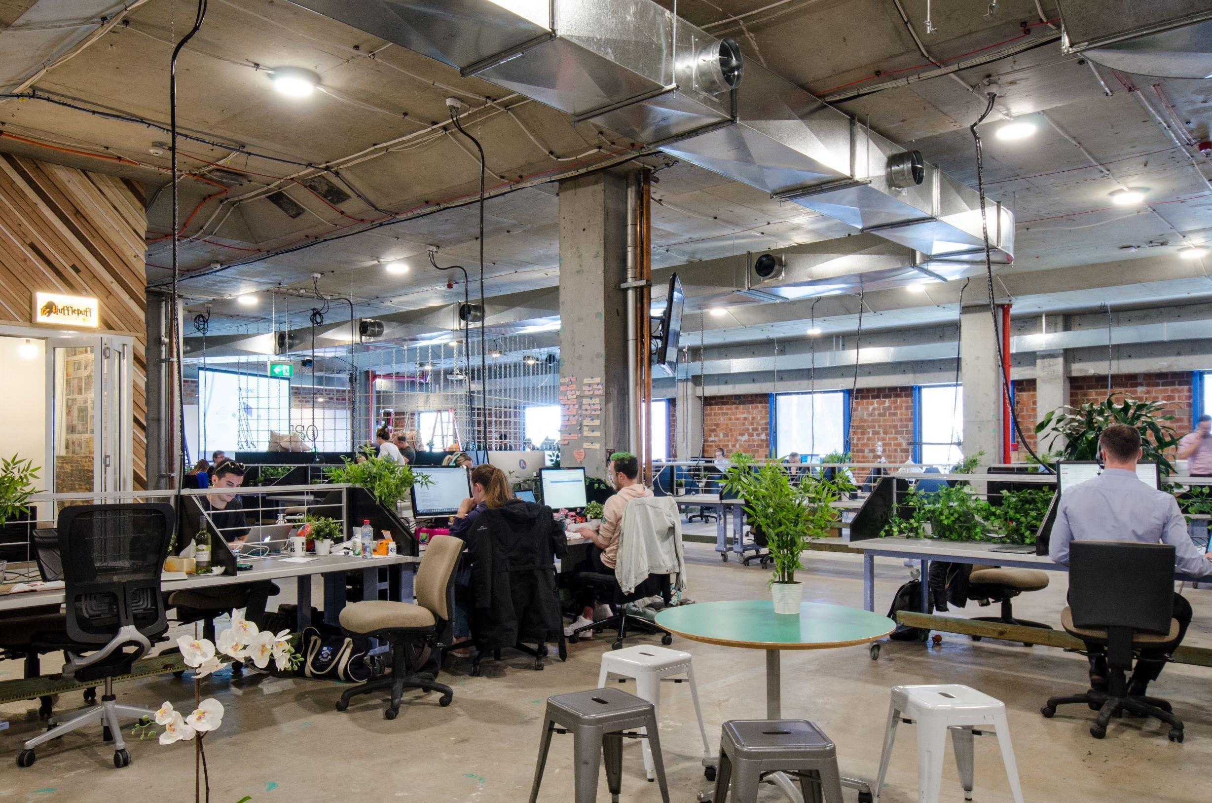 Dedicated desk at WOTSO WorkSpace Pyrmont, image 1