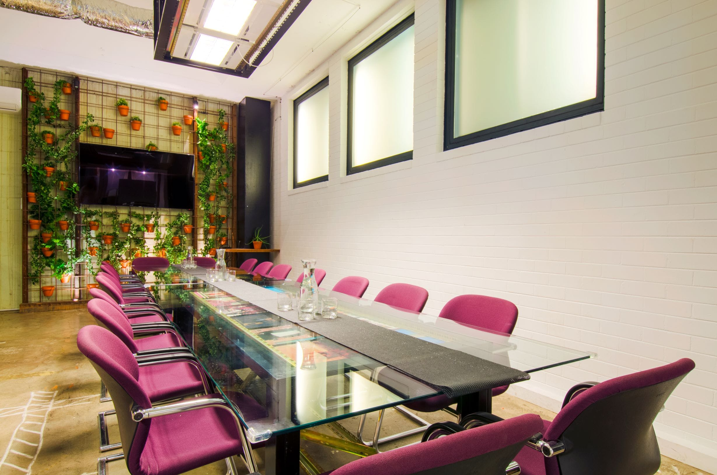 Green Room, meeting room at WOTSO WorkSpace Pyrmont, image 1