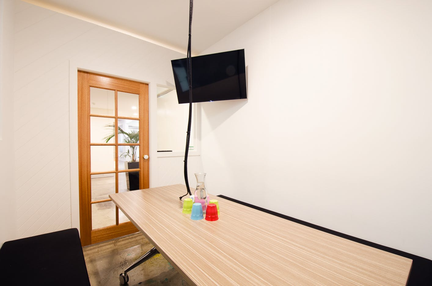 Nook, meeting room at WOTSO WorkSpace Pyrmont, image 1