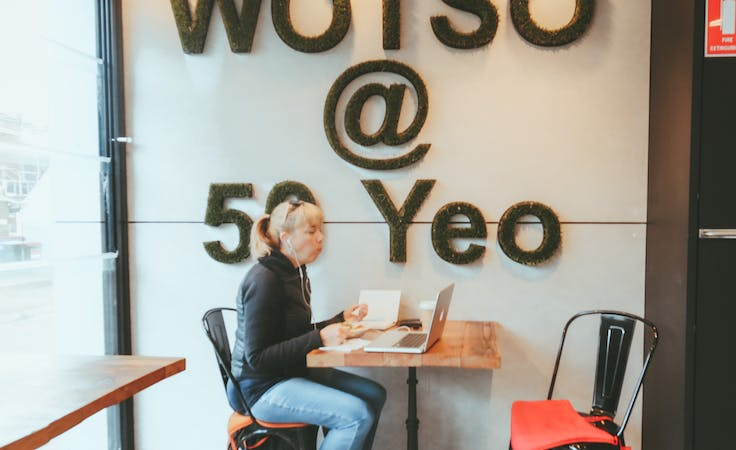 Permanent Desk, coworking at WOTSO WorkSpace Neutral Bay, image 1