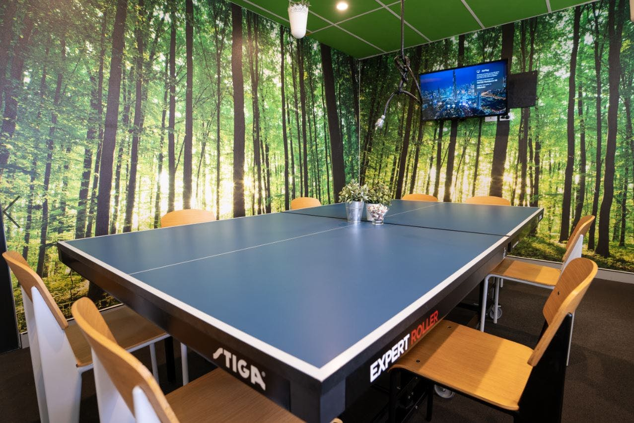 Ping Pong Room, meeting room at WOTSO WorkSpace Neutral Bay, image 1