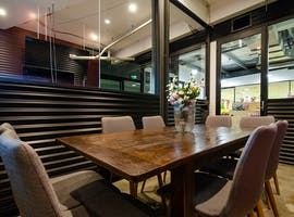 Crimson Room, meeting room at WOTSO WorkSpace Canberra - Symonston, image 1
