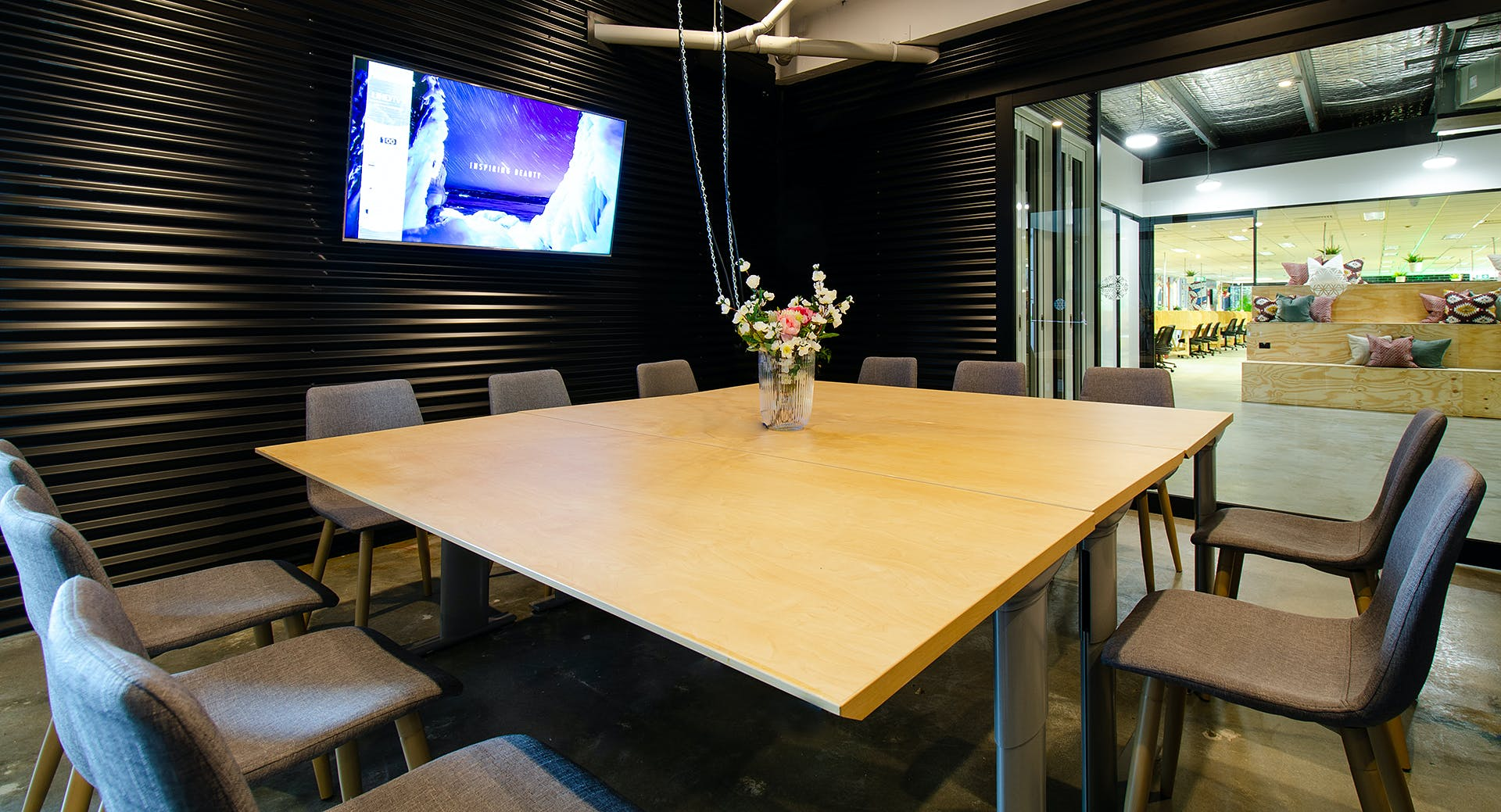 Pitch Room, meeting room at WOTSO WorkSpace Canberra - Symonston, image 1