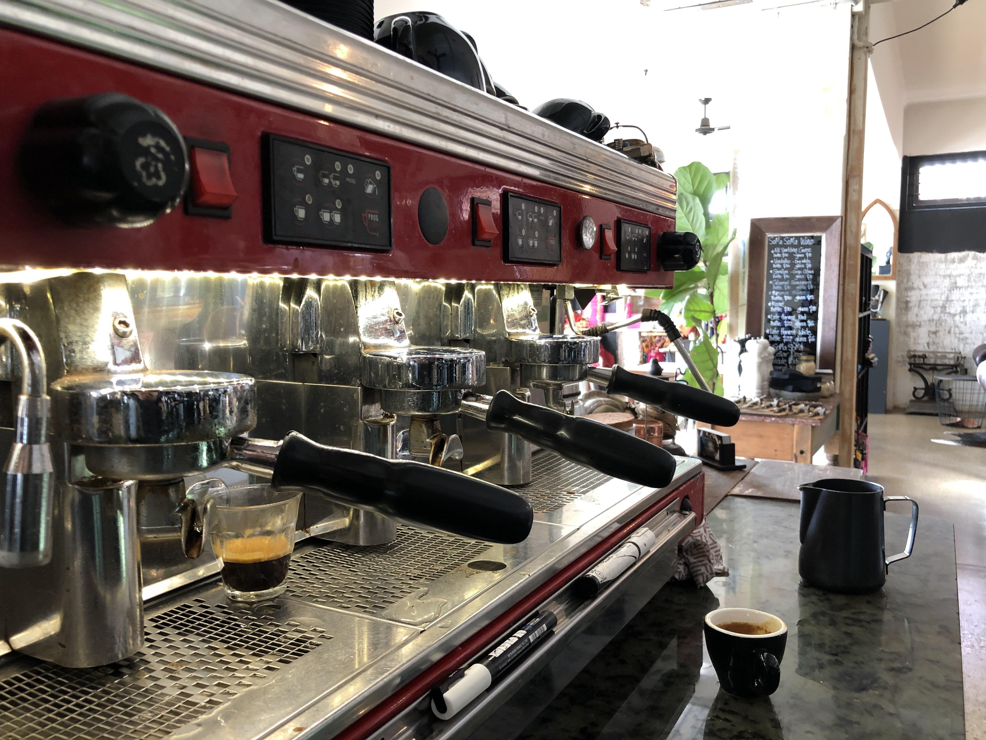 SoMa SoMa, multi-use area at SoMa SoMa Espresso, image 5