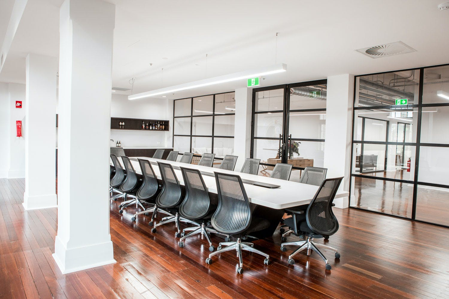 Meeting room at Security House, image 2