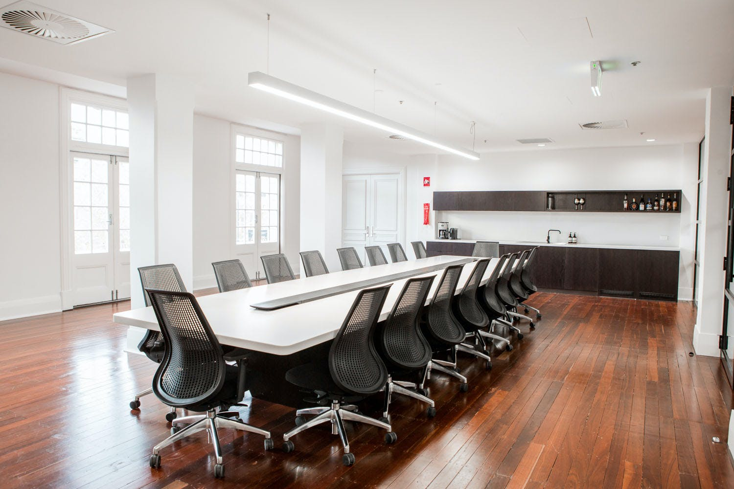 Meeting room at Security House, image 4
