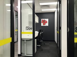 Suite 209, private office at Anytime Offices, image 1