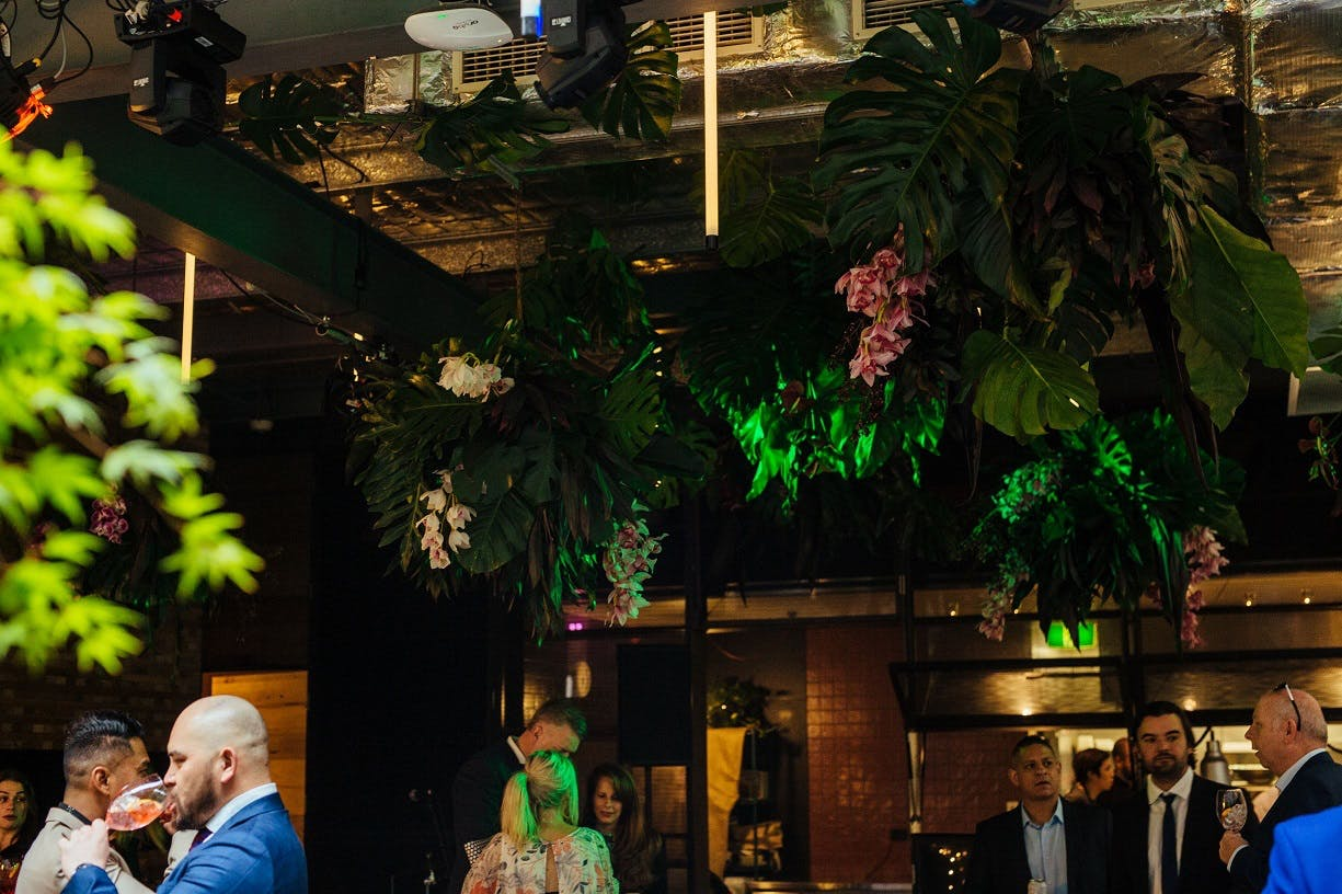 Indoor Courtyard, function room at Captain Melville, image 2