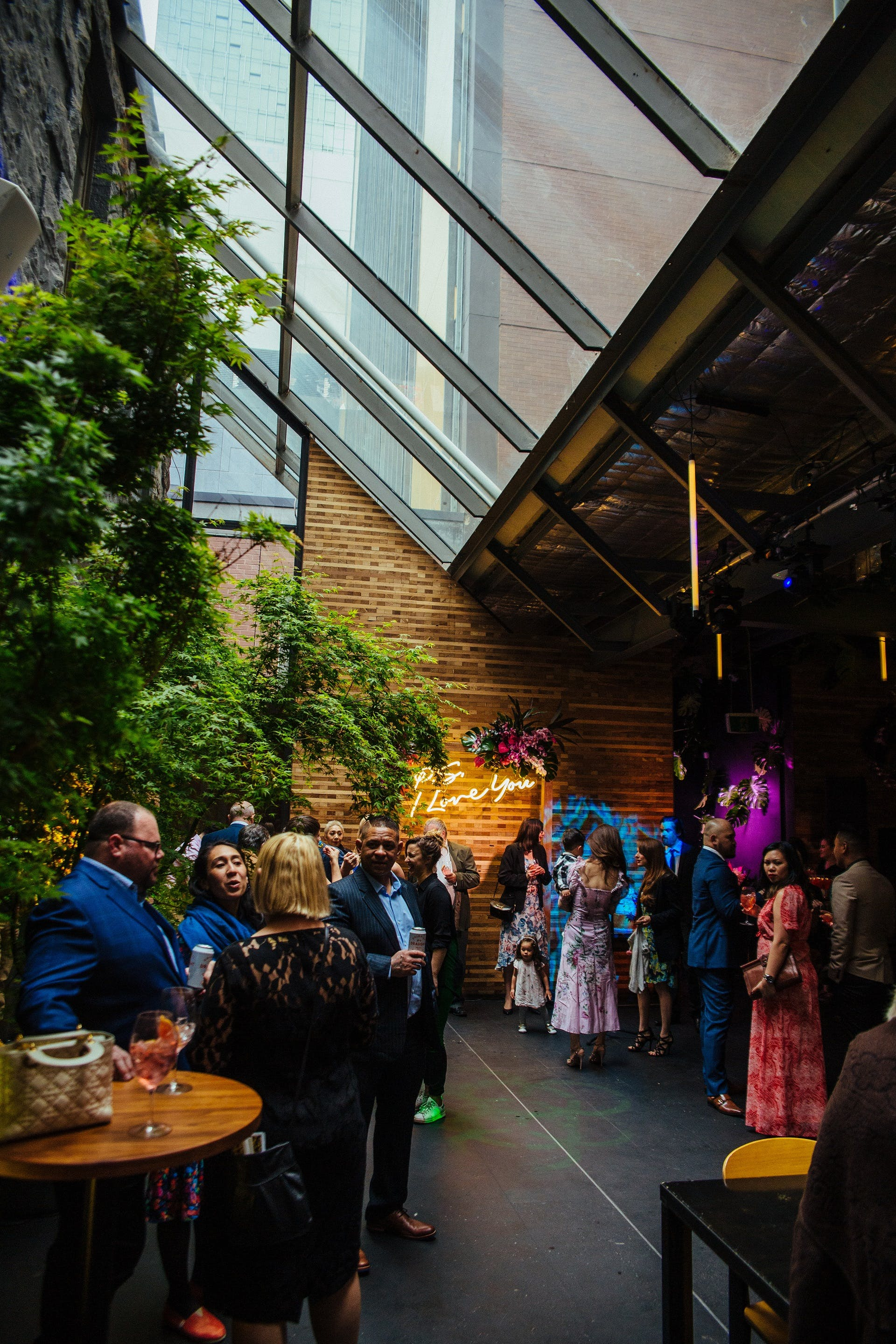 Indoor Courtyard, function room at Captain Melville, image 3