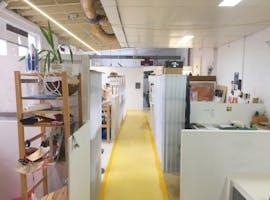 Creative studio at Kerr Street Studios, image 1