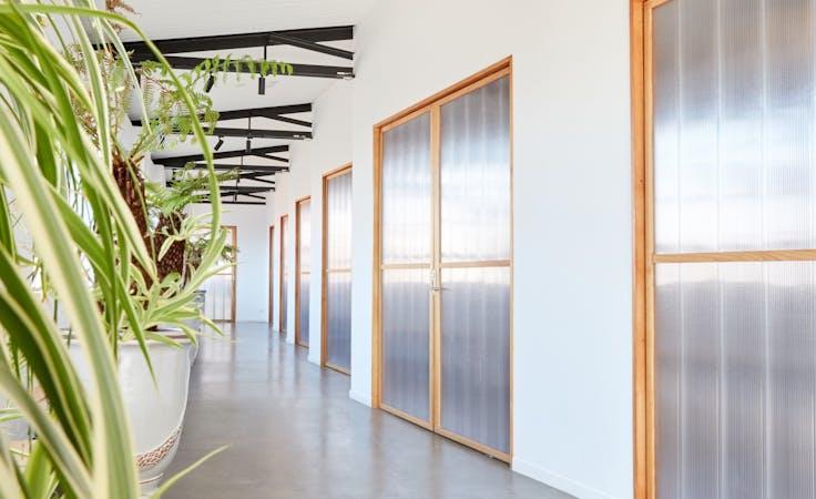 Macquarie Studios, private office at Revolver Lane, image 1