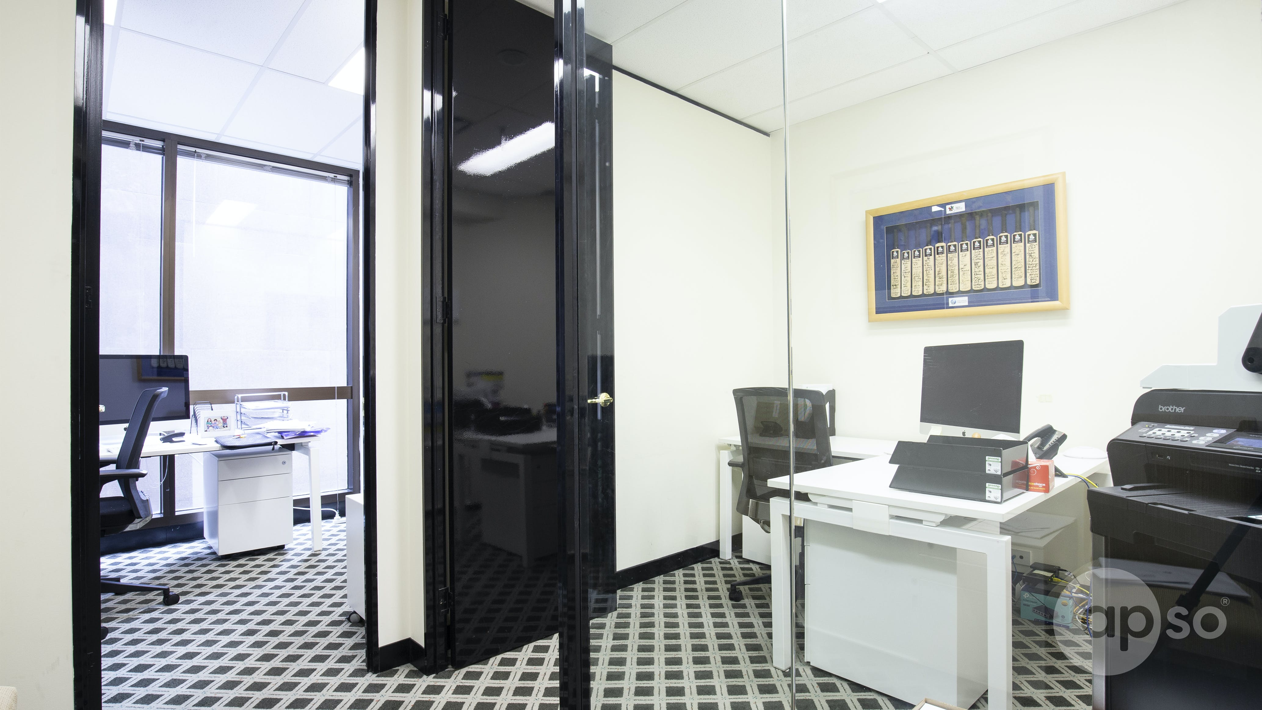 Suite 607, private office at Exchange Tower, image 1