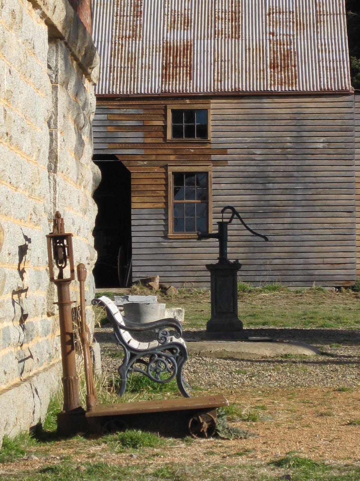 The Wagon Barn, multi-use area at Mill Pond Farm, image 7