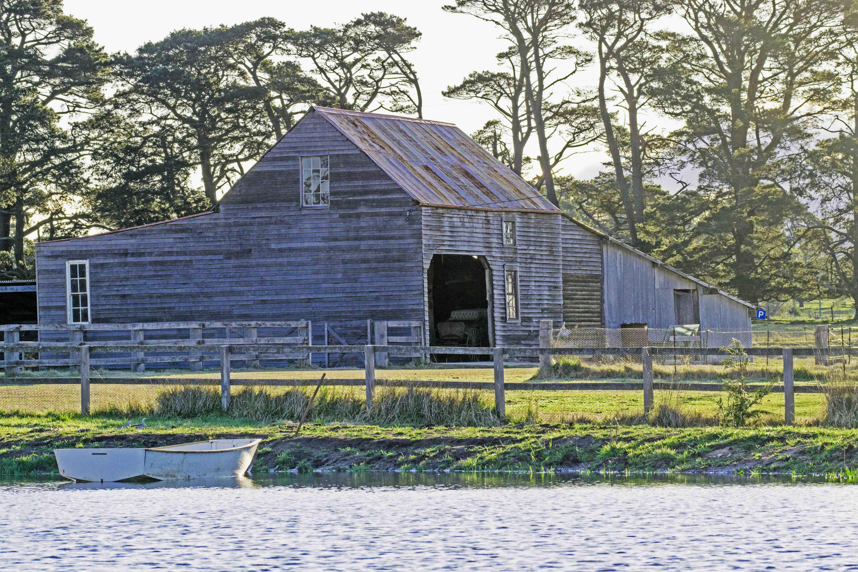 The Wagon Barn, multi-use area at Mill Pond Farm, image 1