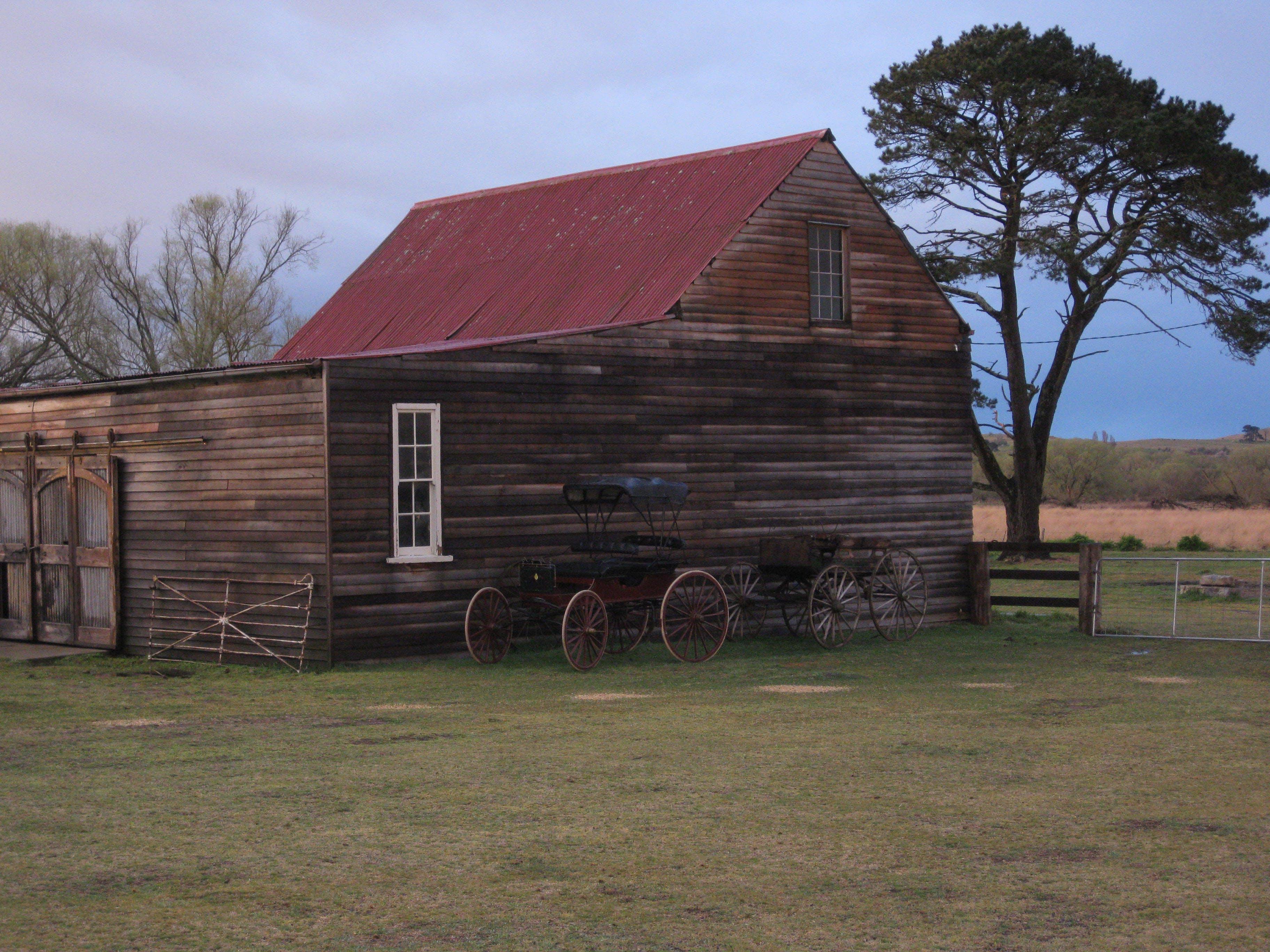 The Wagon Barn, multi-use area at Mill Pond Farm, image 10