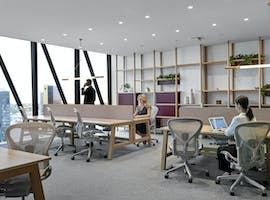 Coworking Day Pass, hot desk at Collins Square, image 1
