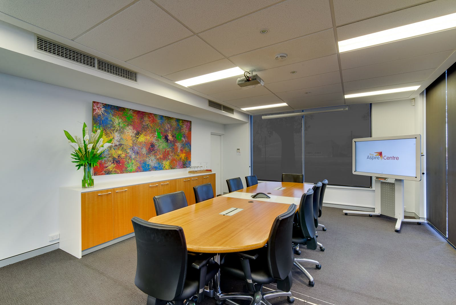 Boardroom, meeting room at The Aspire Centre, image 1