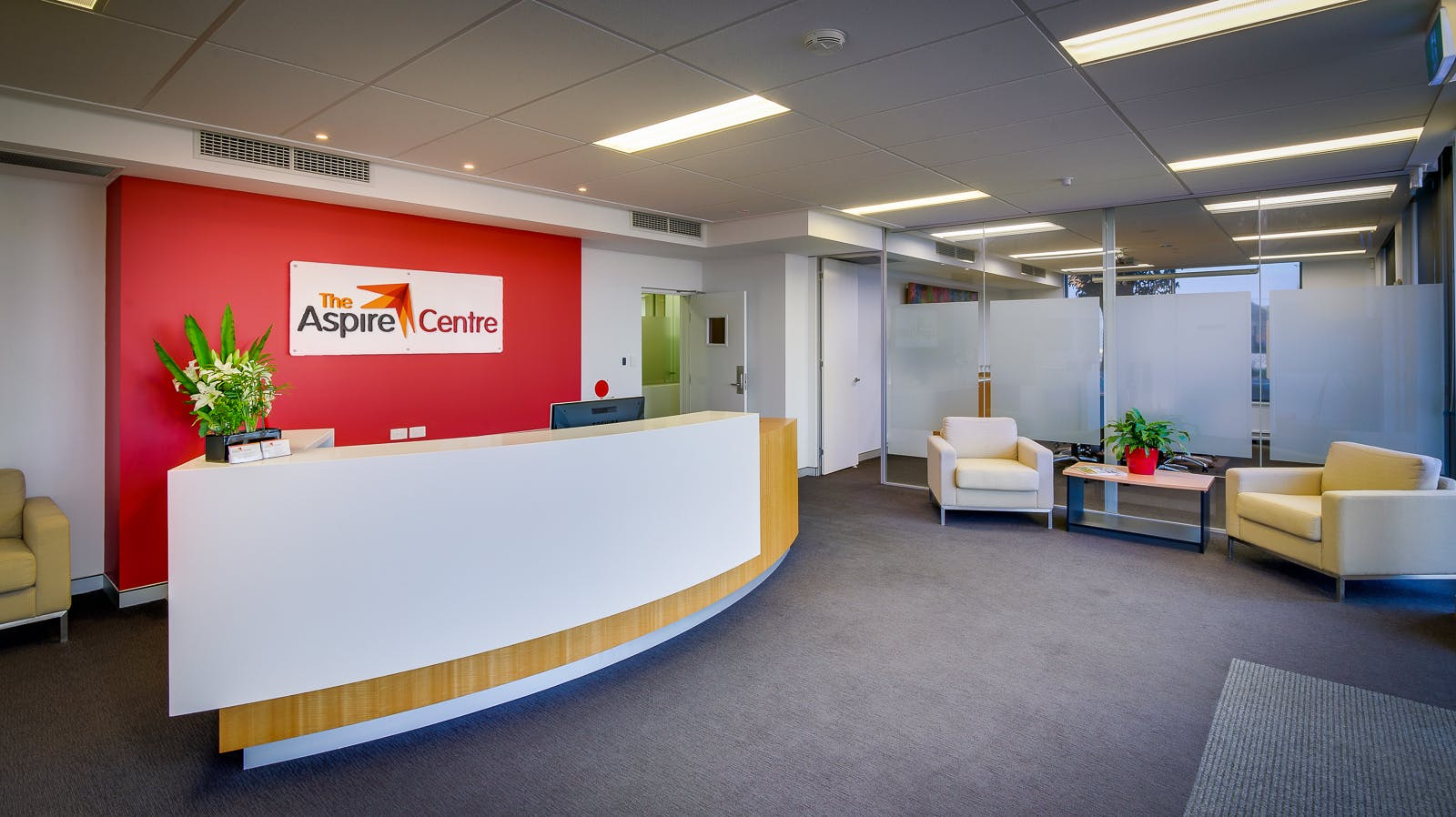 Meeting room at The Aspire Centre, image 3
