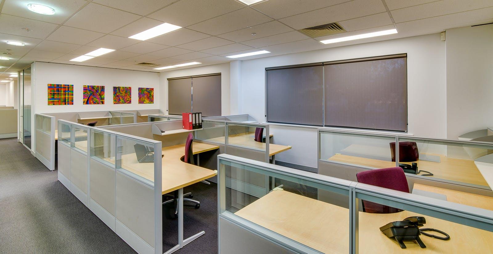 Workstation, hot desk at The Aspire Centre, image 1