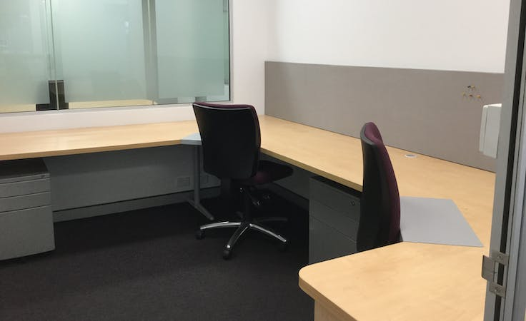 Office 12, serviced office at The Aspire Centre, image 1