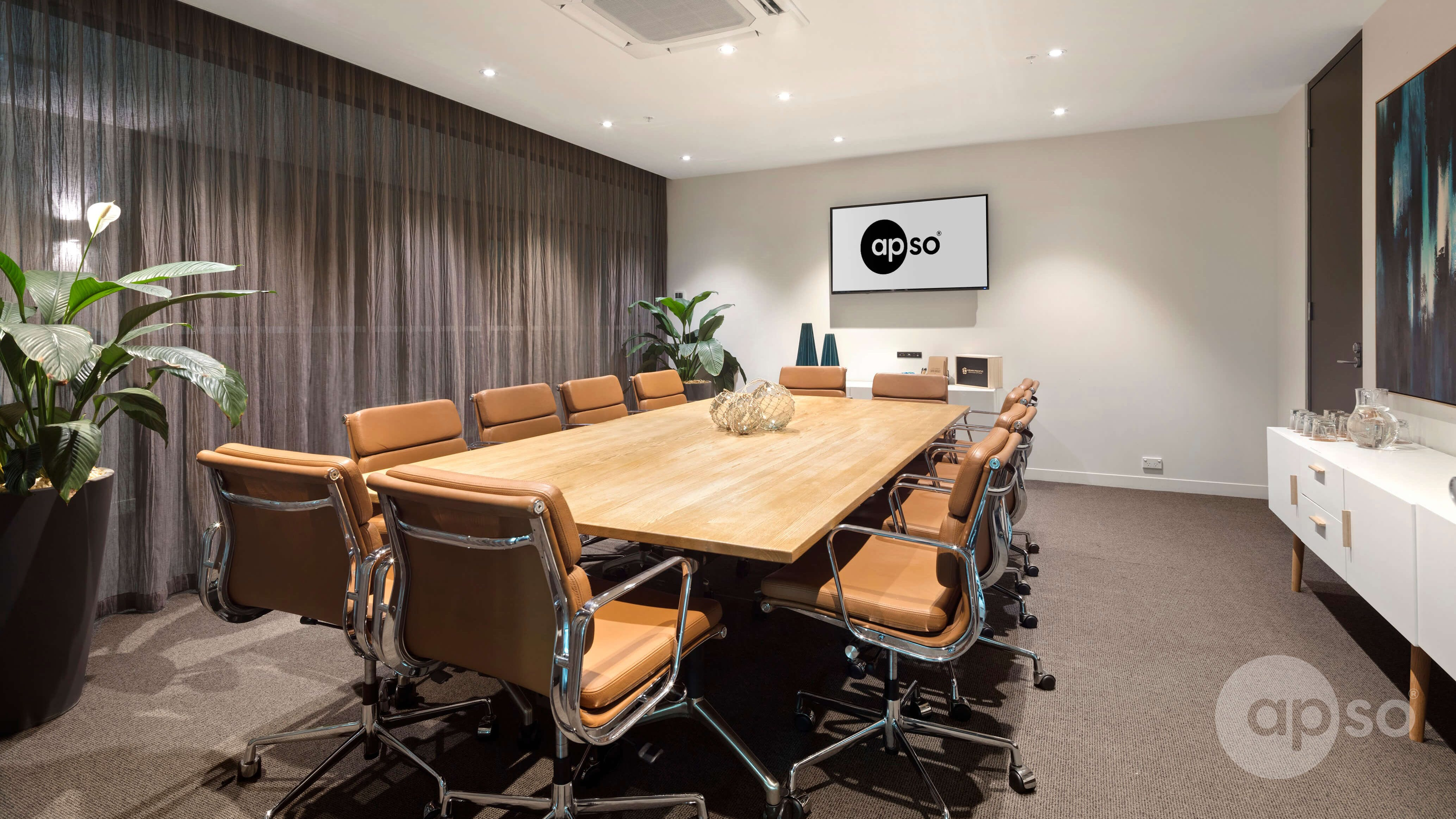 Suite G10abcd, private office at Corporate One, image 6