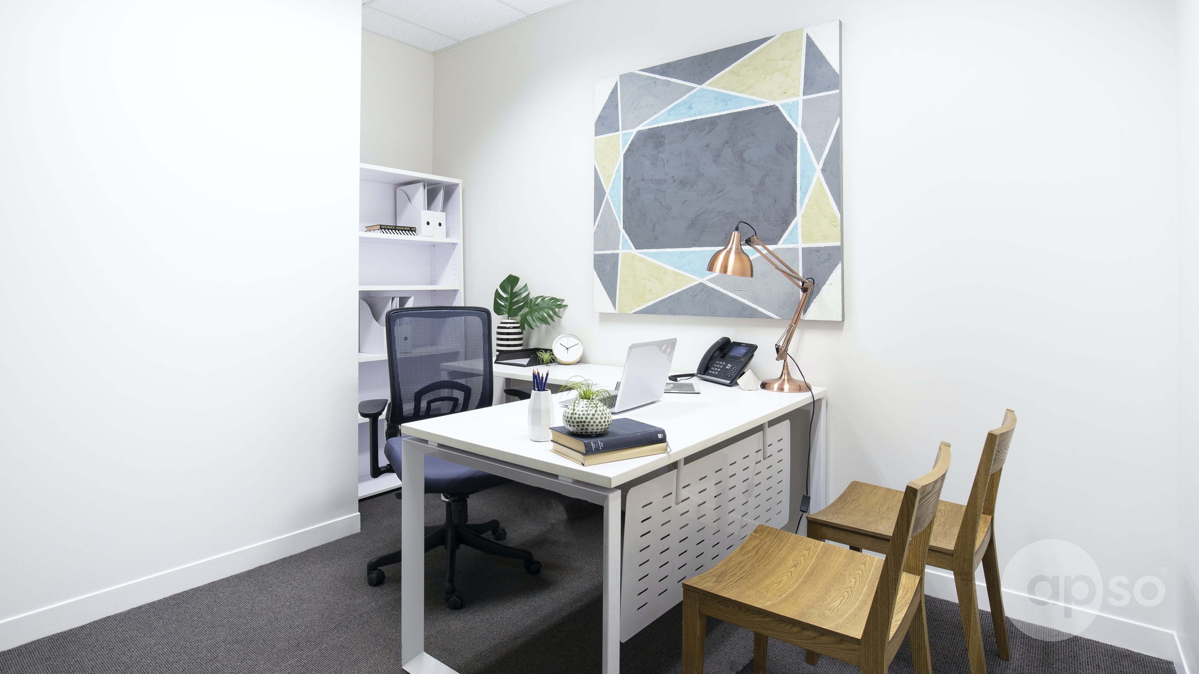 Suite G10abcd, private office at Corporate One, image 3