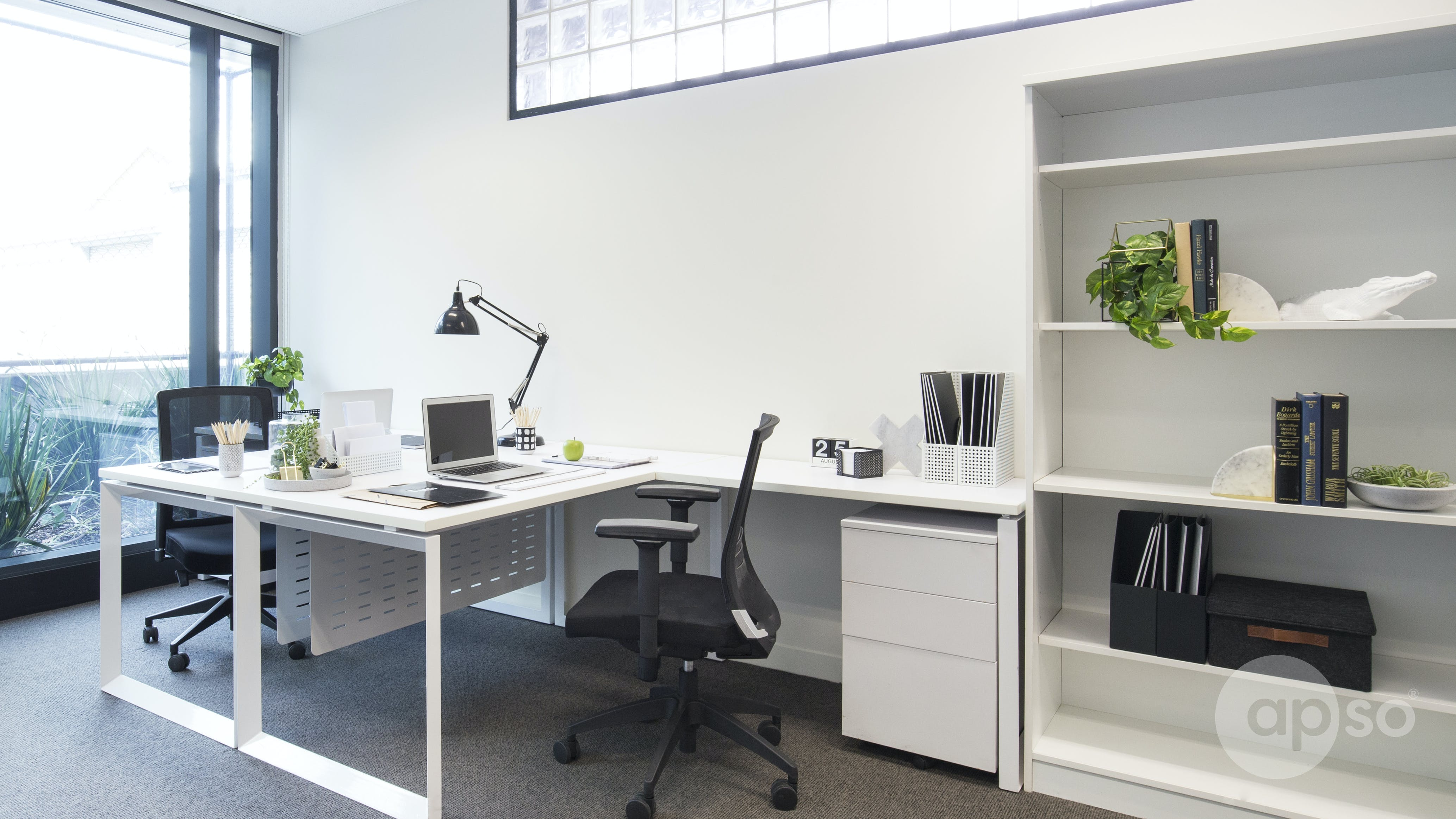 Suite G10abcd, private office at Corporate One, image 1