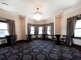 Burkes Room, function room at RedBrick Hotel, image 1