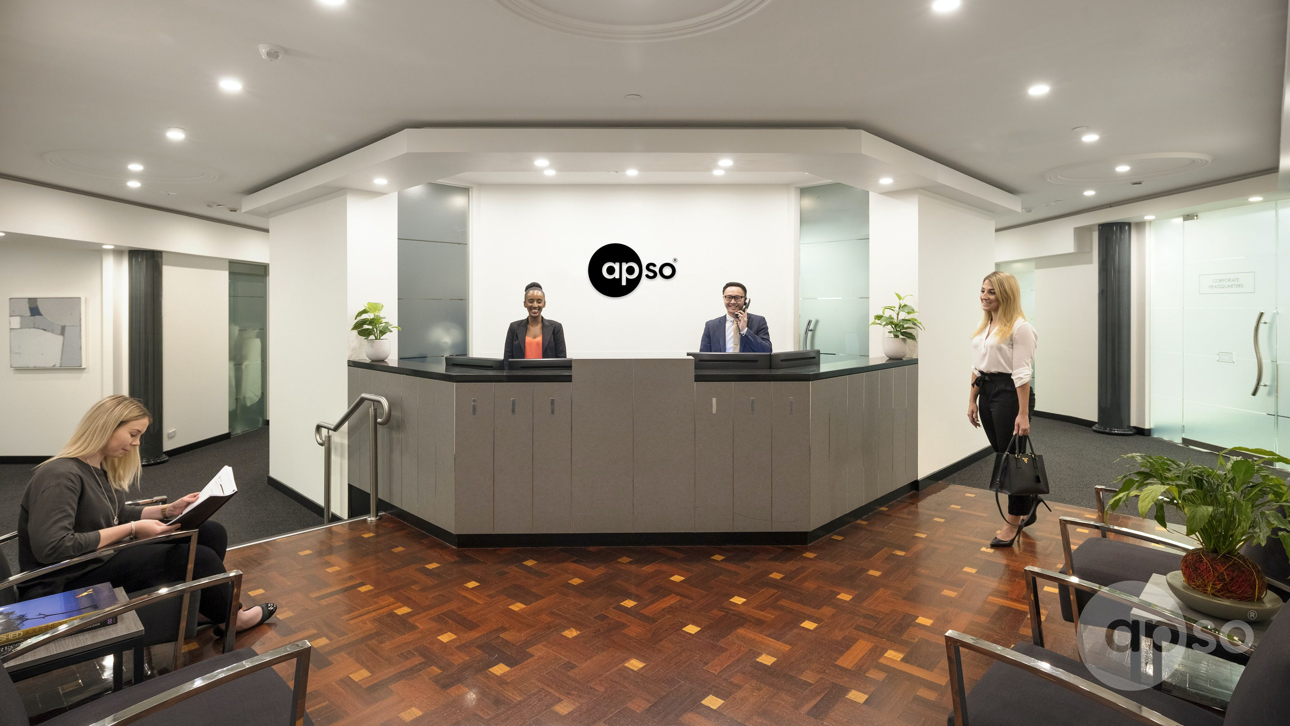 Suite 126, private office at St Kilda Rd Towers, image 3