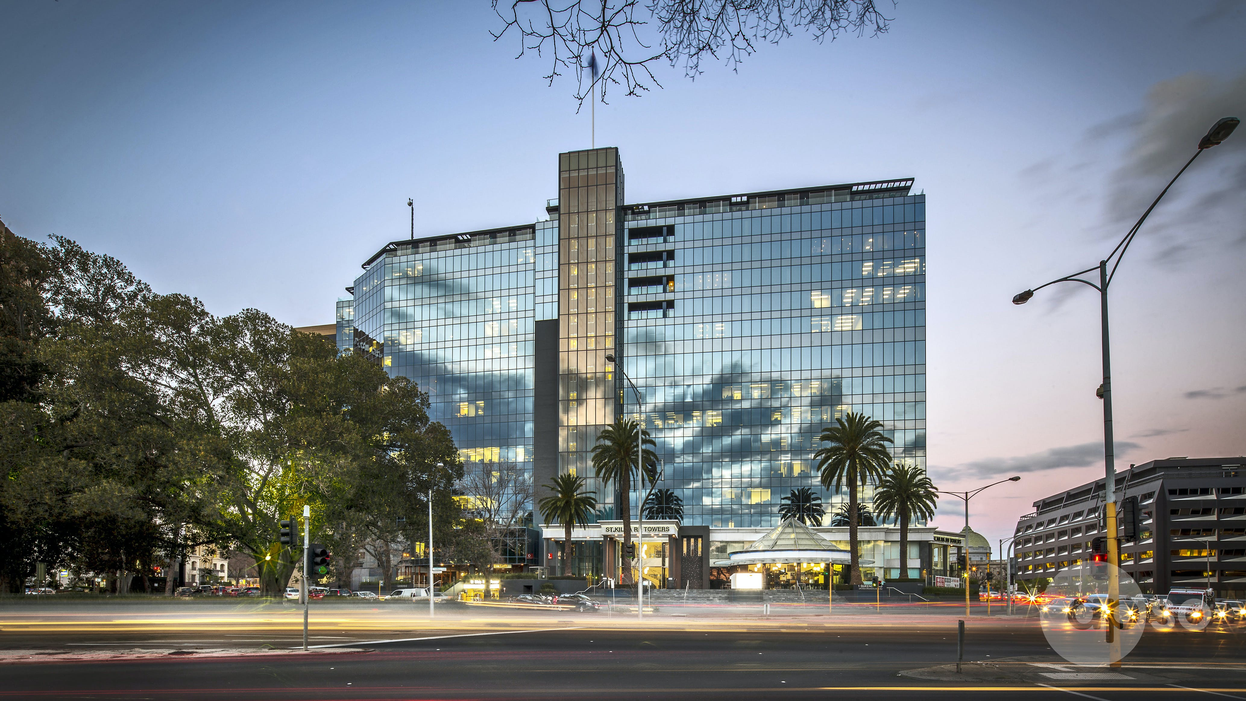 Suite 720, private office at St Kilda Rd Towers, image 1