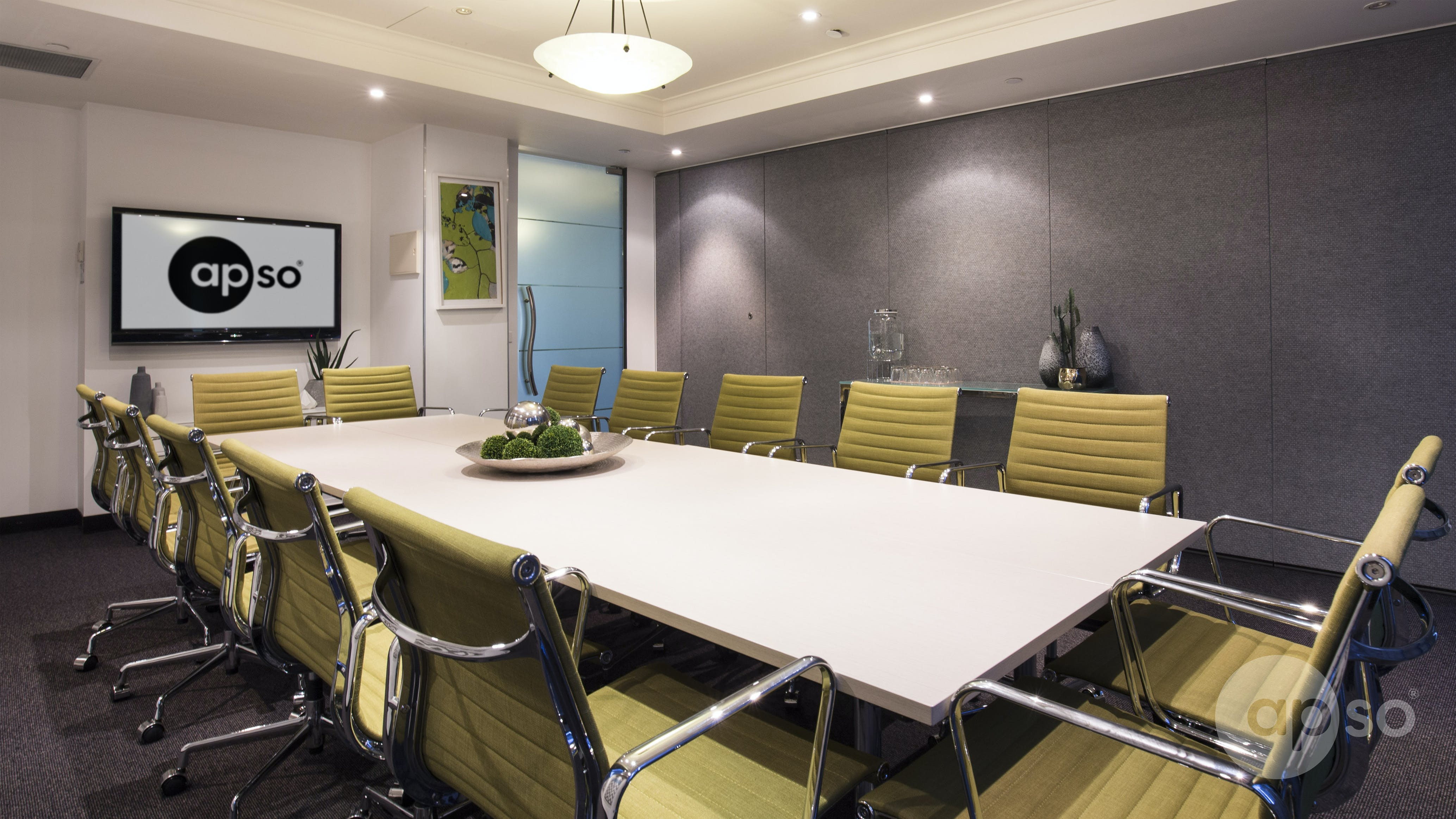 Suite 720, private office at St Kilda Rd Towers, image 5
