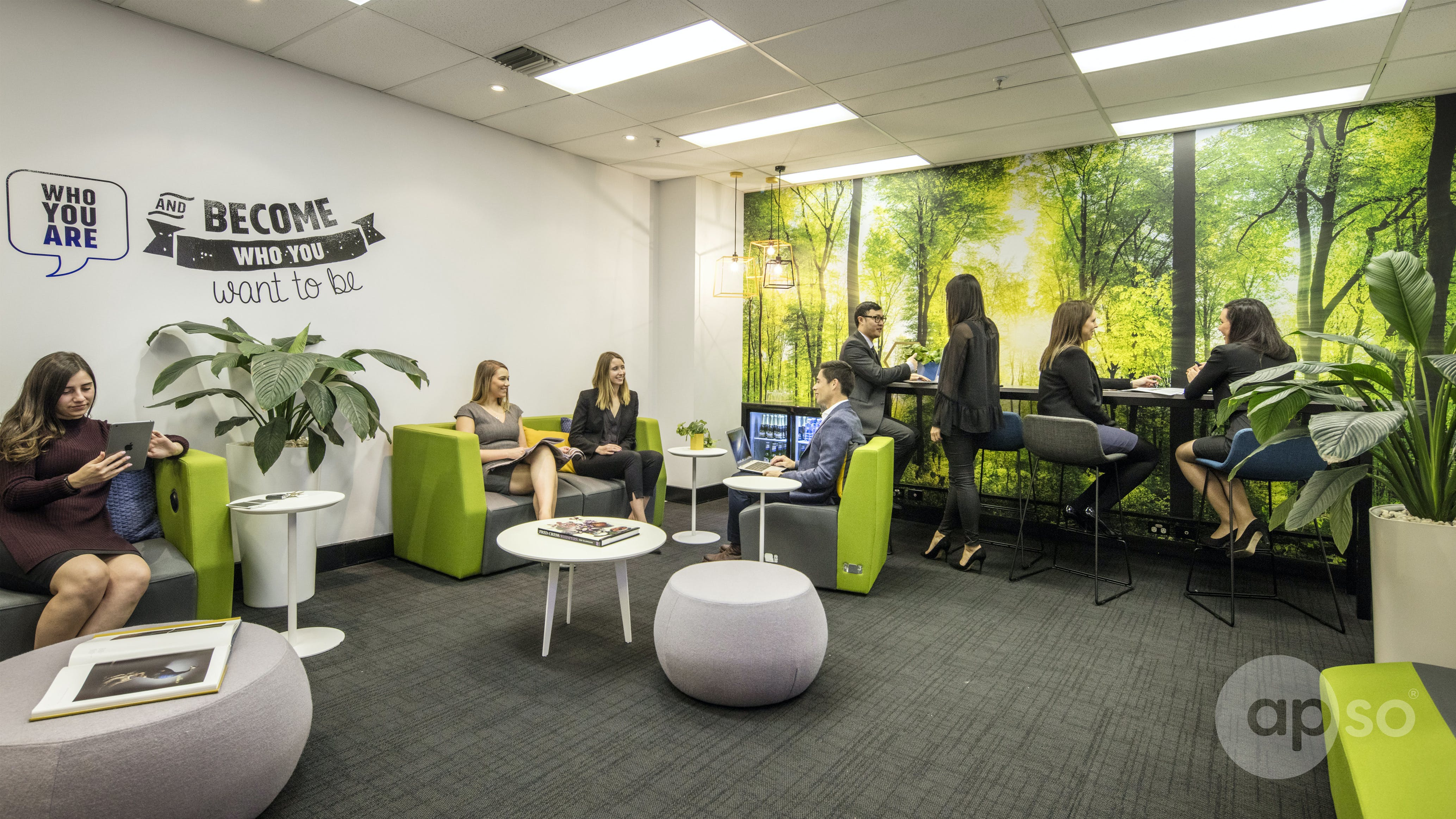 Suite 216, private office at St Kilda Rd Towers, image 4