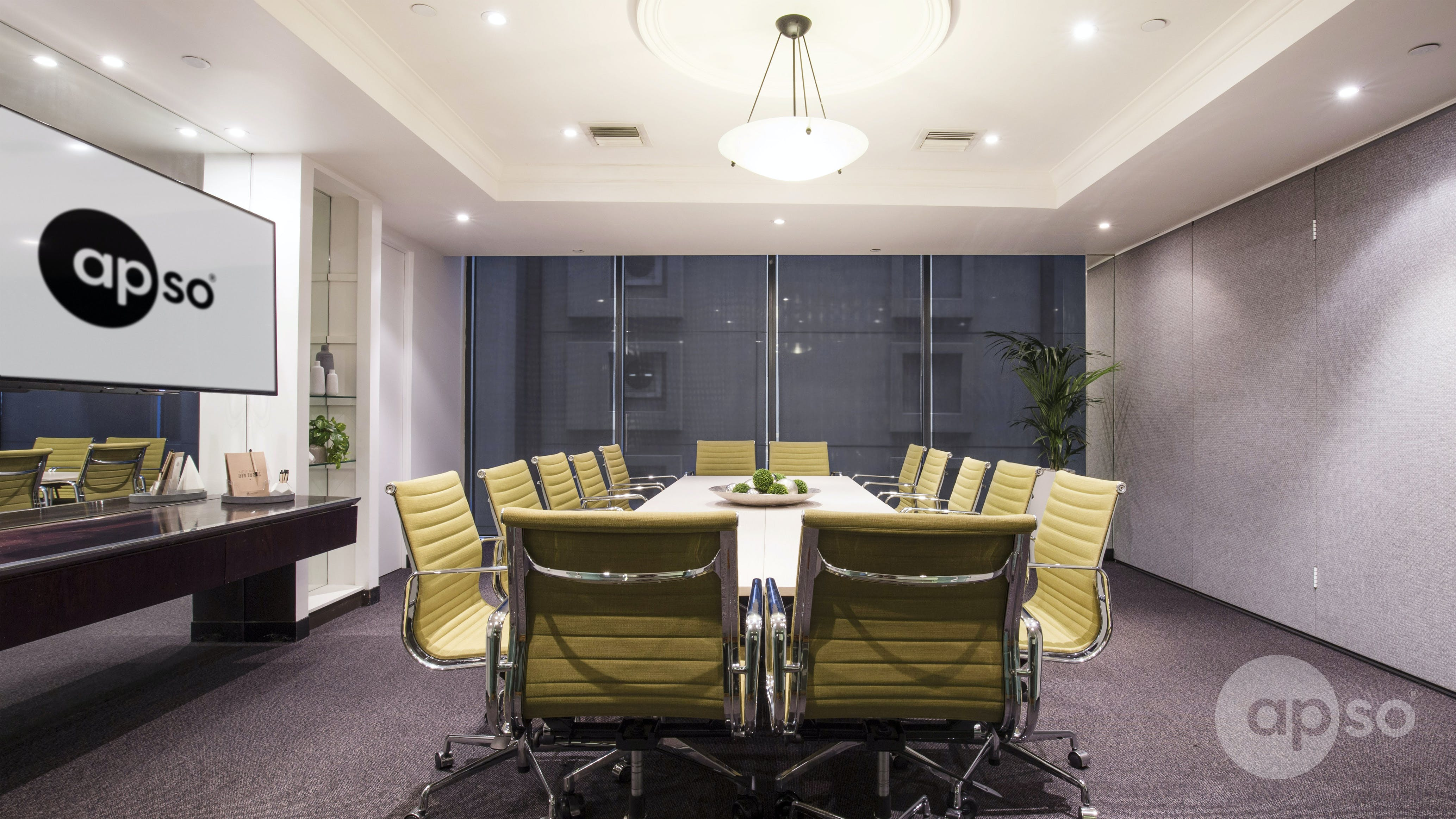 Suite 216, private office at St Kilda Rd Towers, image 5