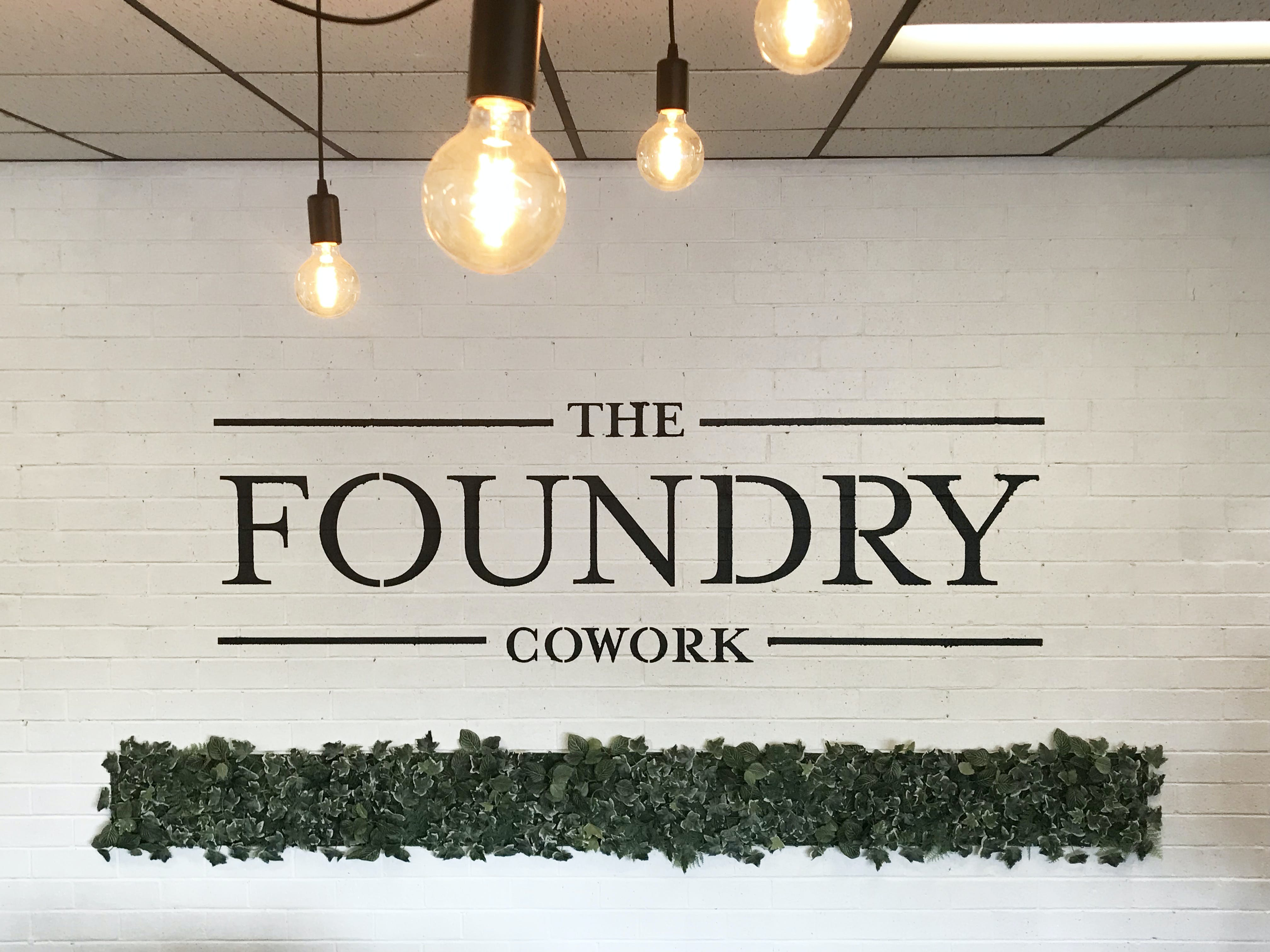Meeting room at The Foundry Cowork, image 2