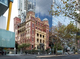 Check out this gallery space situated within an iconic Melbourne landmark, image 1