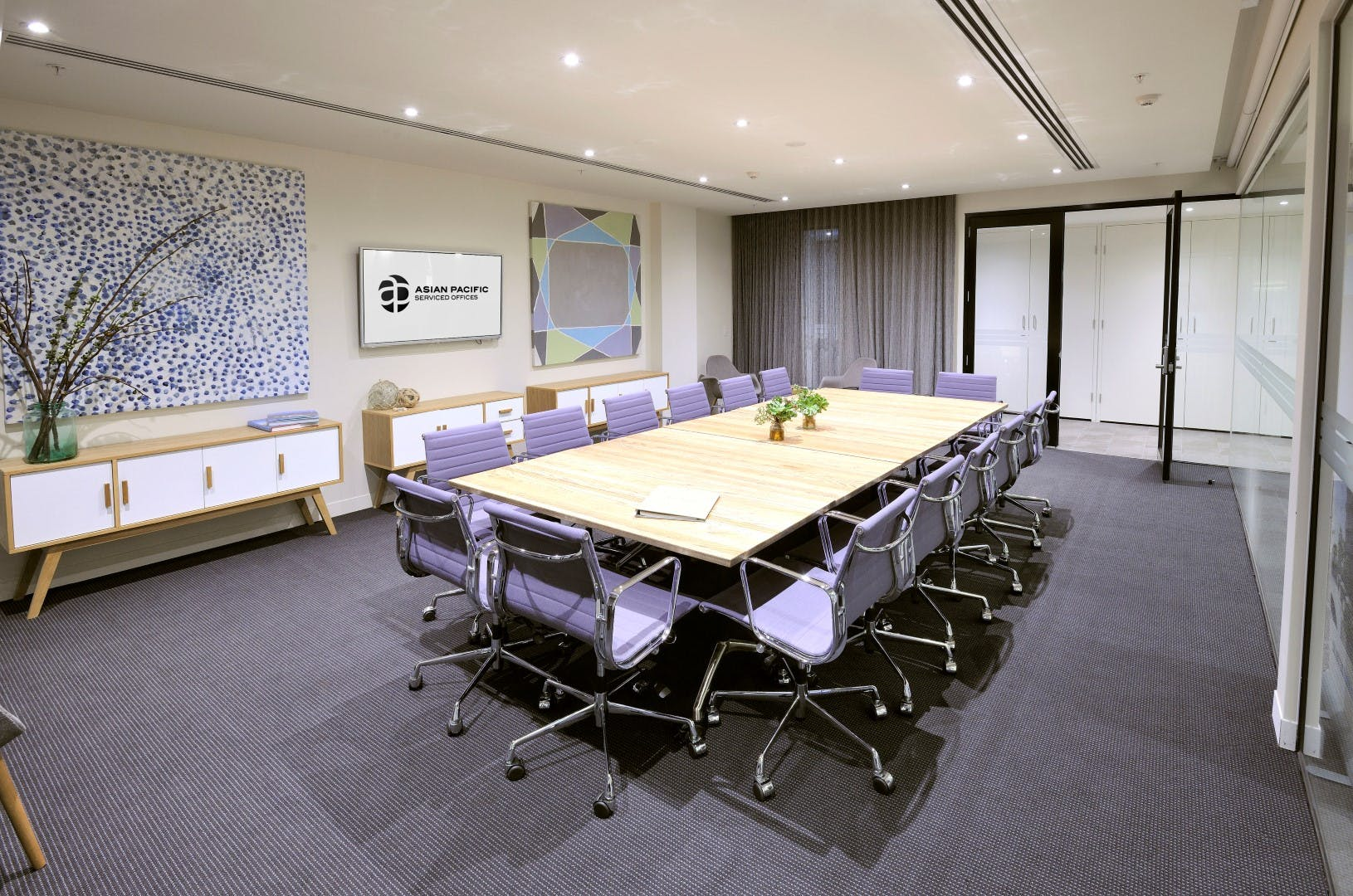 Boardroom, meeting room at The Peninsula On The Bay, image 1
