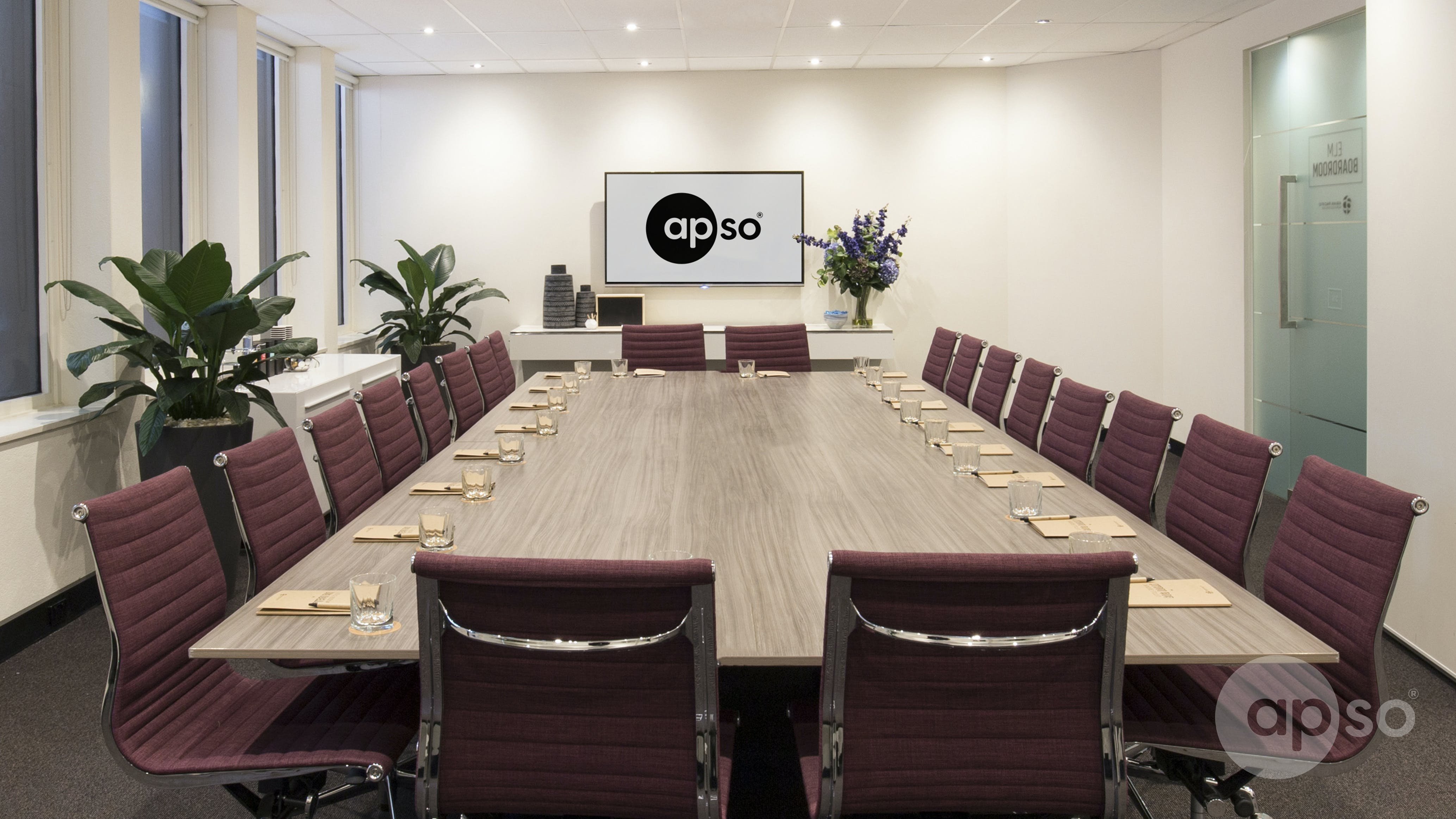 Meeting room at Collins Street Tower, image 1