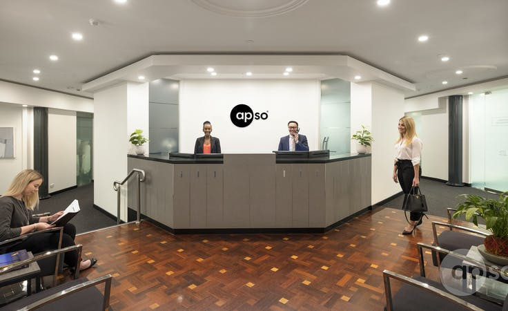 Meeting room at St Kilda Rd Towers, image 4