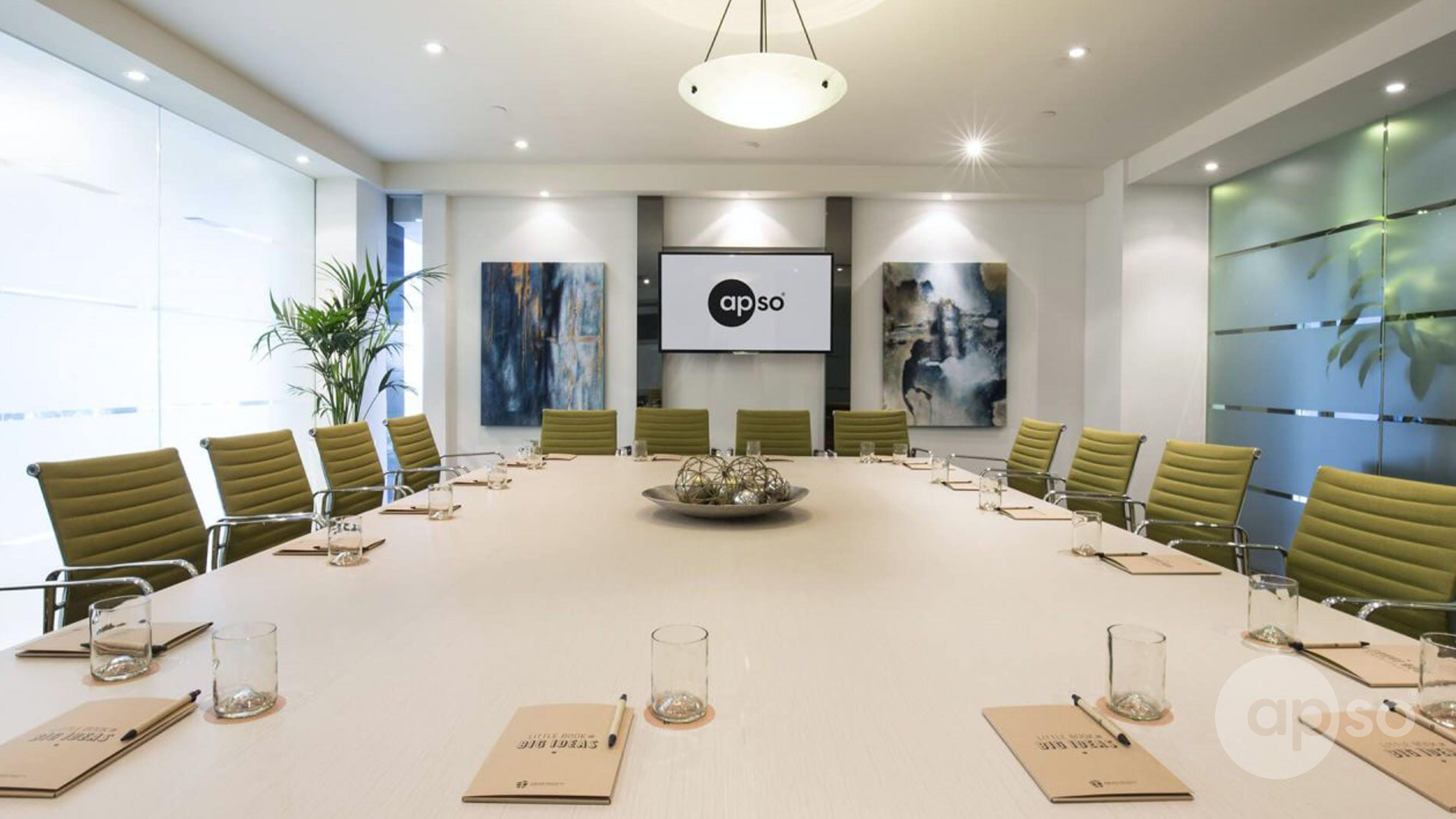 Portsea Boardroom, meeting room at St Kilda Rd Towers, image 1