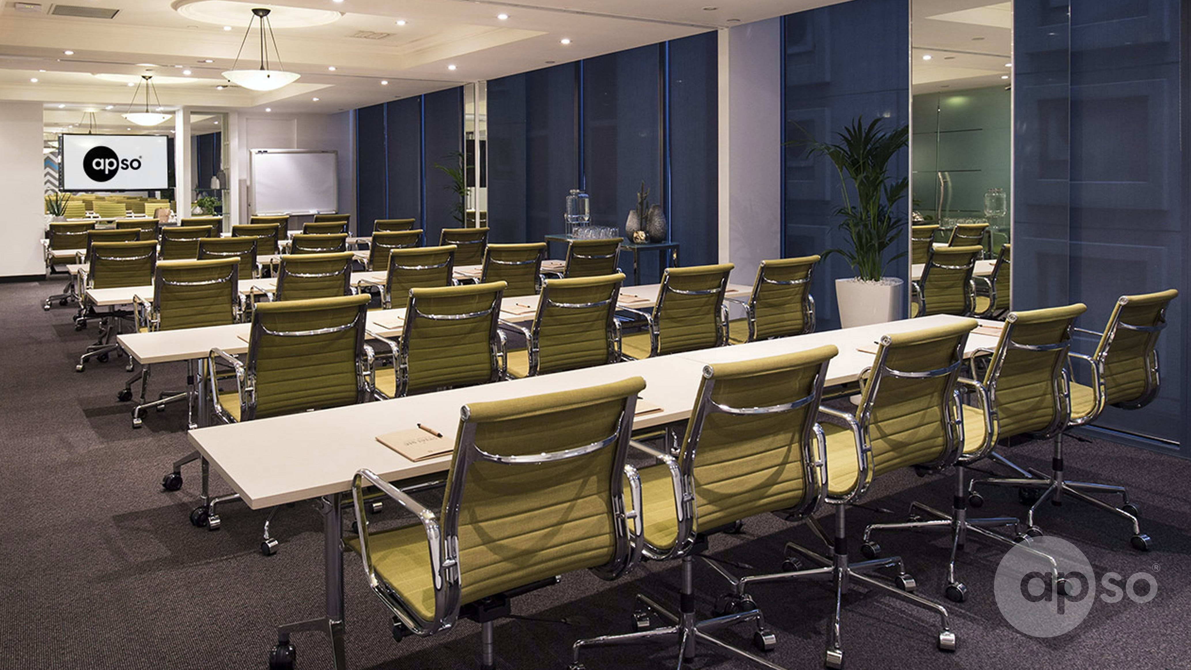 Double Boardroom, meeting room at St Kilda Rd Towers, image 1