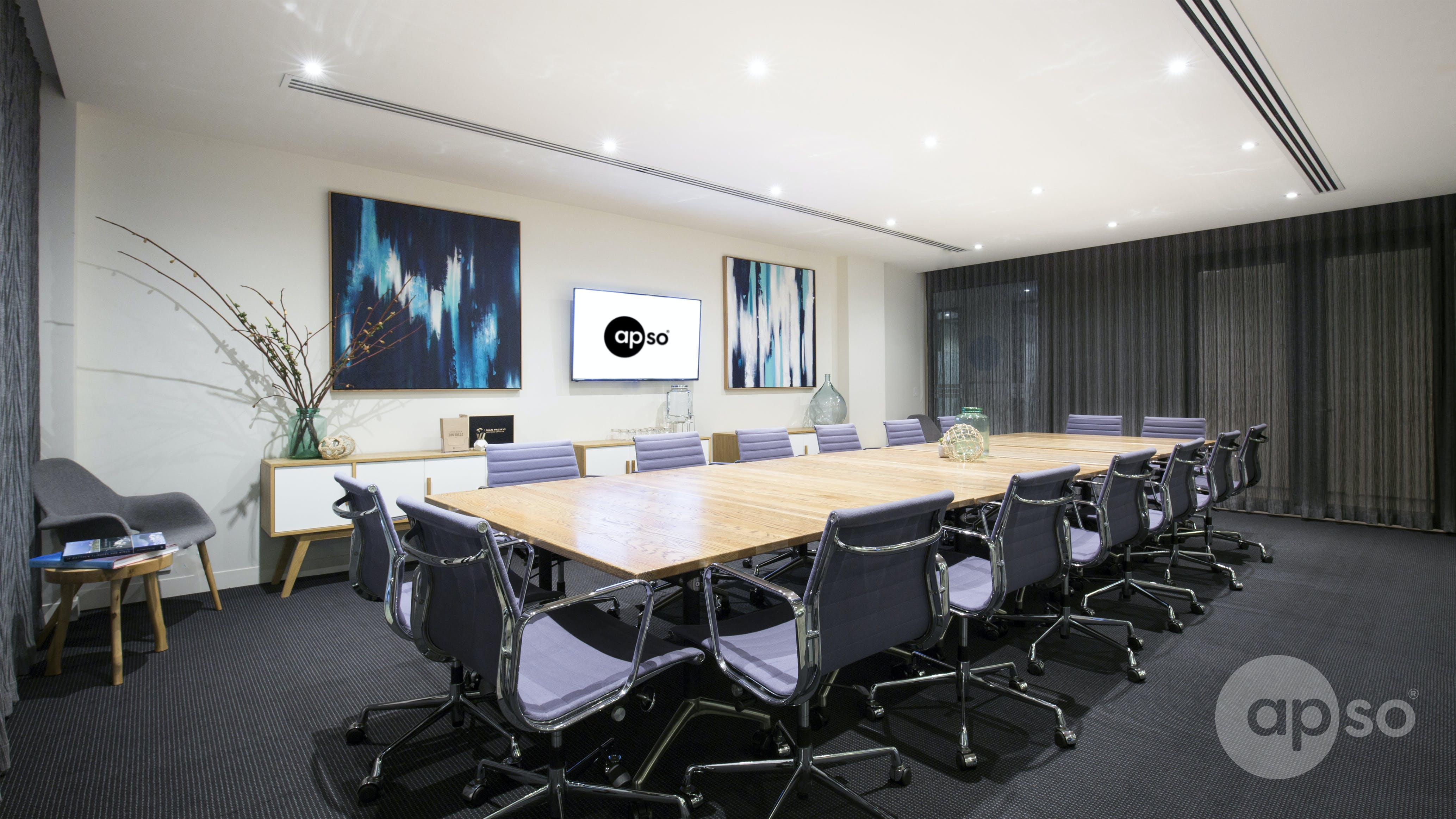 Executive Boardroom, meeting room at The Peninsula On The Bay, image 1