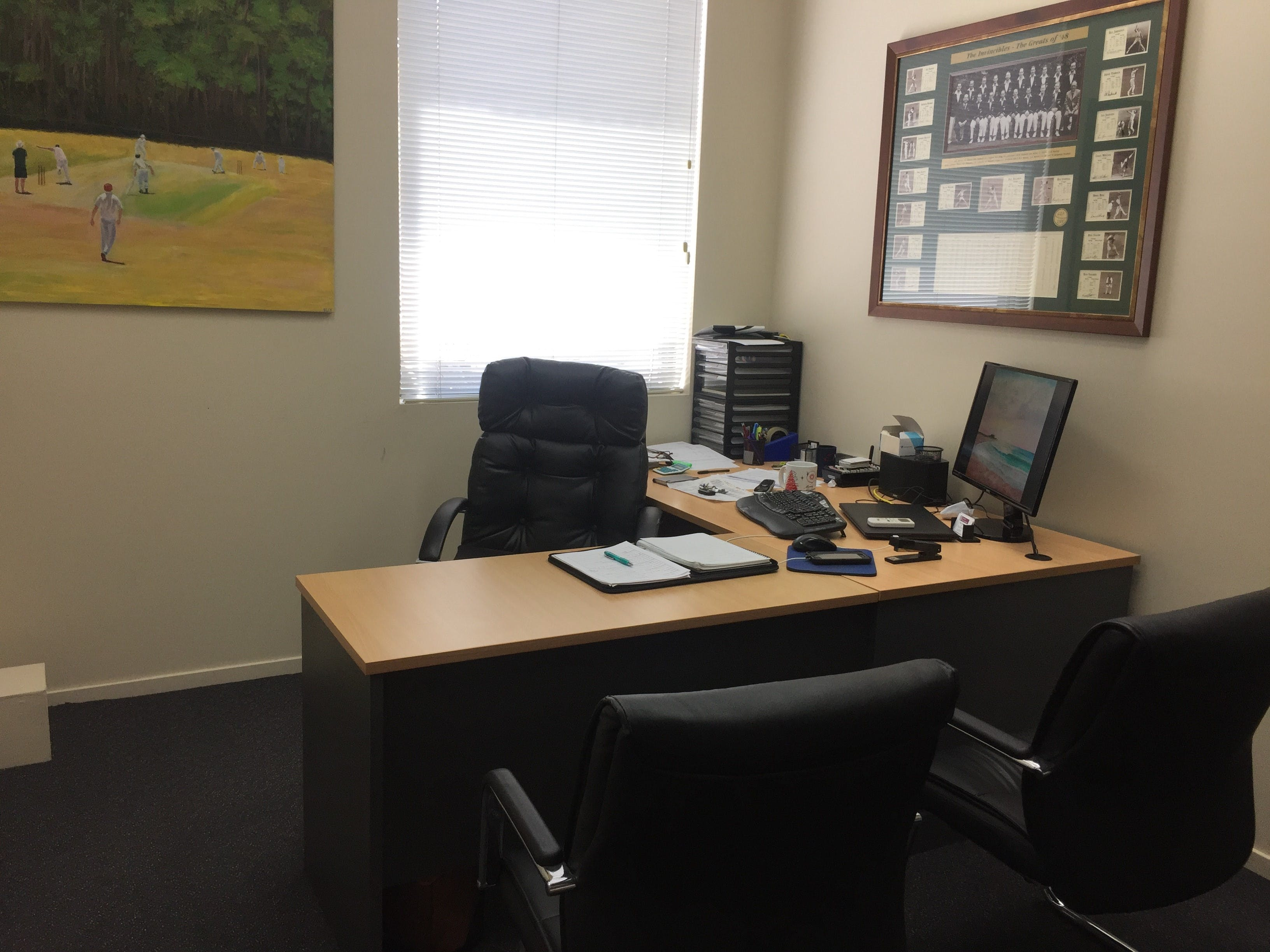 Regent Street Office #2, shared office at New Lambton, image 1